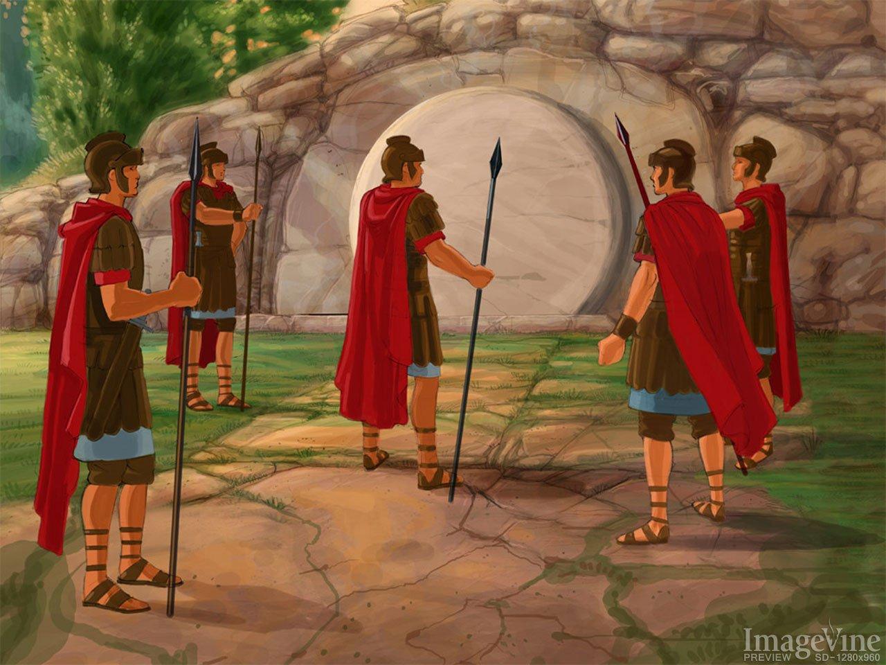 Un alt VID în era COVID 19: Necredința străjerilor învierii